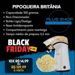 Pipoqueira Black Friday