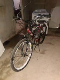 Bicicleta motorista 80cc