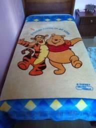 Cobertor Infantil - Solteiro