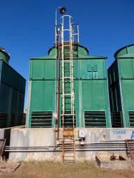 Torre de resfriamento de água