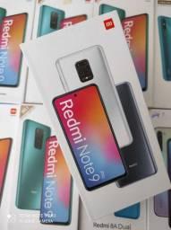 Redmi Note 9 Pro da Xiaomi. Novo Lacrado# com garantia e entrega imediata. cartão