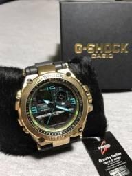 Relógio GSHOCK Caixa de Aço