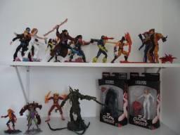 Lote Marvel Legends (Figuras de Ação / Action Figures)