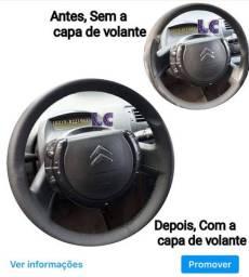 Revestimento de volante Revestimento de volante
