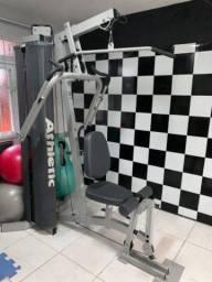 Estação de Musculação Multifuncional Athletic