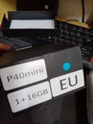 Título do anúncio: Smartphone p40mini com tela hd de 512mb ram