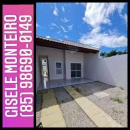 Casa baratinha por 165 com entradas facilitadas. GM