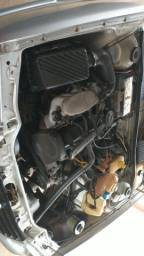 Vendo Santana Motor 1.8  AP, Original a Álcool em dias só transferir