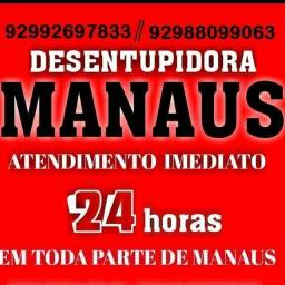Título do anúncio: Desentupidora Desentupidora manaus