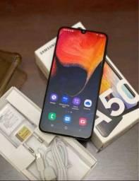 Samsung A50 64Gb 4Ram (Caixa e nota)