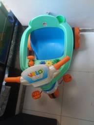 Triciclo velo baby bandeirantes