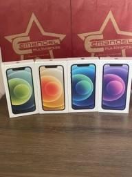 IPhone 12 128GB Verde, Branco , e Azul Anatel