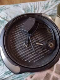 Grill em bom estado pouco usado 220volts