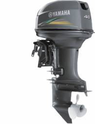 Motor de popa Yamaha 40 hp elétrico