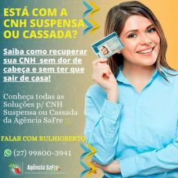Regularize sua CNH