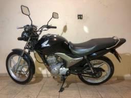 Moto Honda/CG 125 Fan 2009 - Documentação 2021 Pago.