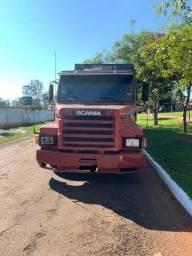 Scania 112 Ano 1984 Cavalo mecânico / Caçamba basculante 1993