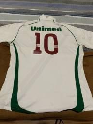 Camisa Branca do Fluminense 2009