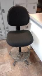 Cadeira executiva de caixa