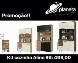 Kit cozinha Aline