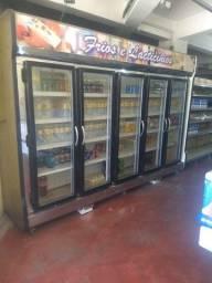 Freezer/expositor