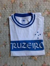 Camisa de malha do Cruzeiro Tam.G...produto oficial