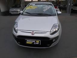 Fiat Punto Attractive 1.4 Prata