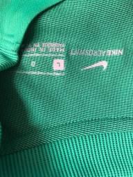 Título do anúncio: Camisa oficial de treinamento do Brasil manga curta TAM L