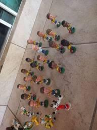 Bonecos da seleçao Brasileira