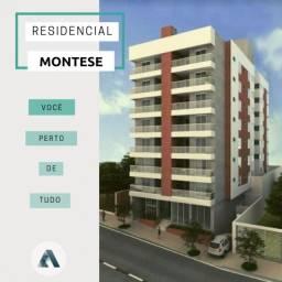Apartamento no Residencial Montese no Centro de Pato Branco - PR