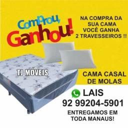CAMA B0X MOLAS BONNEL //////////*
