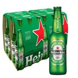 Heineken 330ml R$ 127,00