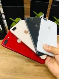 Título do anúncio: Bom dia // iPhone 8 Plus seminovo todas as cores aproveite