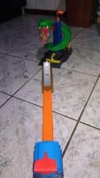 Pista de cobra hotwheels