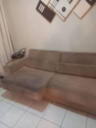 Título do anúncio: Sofa retrátil 3 lugares 2.20 cm 400 reais
