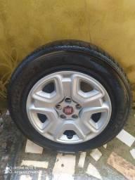 Vendo rodas 16 da Fiat touro:. 600 reais