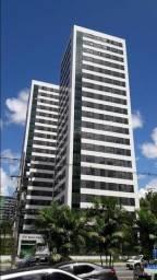 Apartamento em Jaqueira, Recife/PE de 33m² 1 quartos para locação R$ 2.200,00/mes