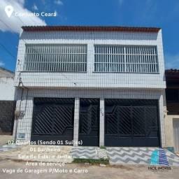 Alugo excelente Casa no conjunto Ceará na Rua 737