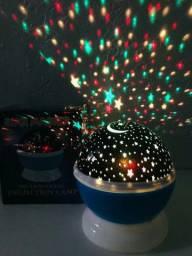 Luminária Lad Estrelada
