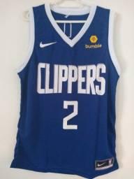 Camisas dos Clippers (azul)