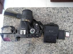 Nikon D5200 Full HD