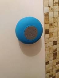 Título do anúncio: Mini- caixinha de som Bluetooth a prova d'agua