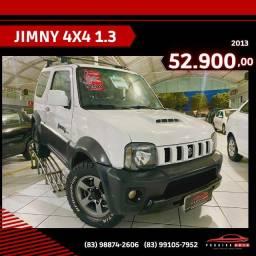 Jimny 4LL 4x4  1.3 Todo Revisado ( Paraíba Auto )