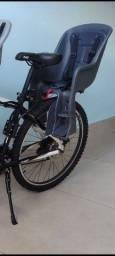 Título do anúncio: Vendo Cadeirinha traseira bicicleta