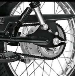 Título do anúncio: Kit andamento Transmissão Relação Honda Fan 150cc - Aparti dá 2004