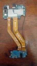 Placa flex e sistema de carga a30