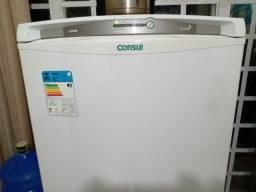 Geladeira Frost Free Consul facilite + máquina lava e seca + ar condicionado Consul