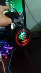 Headset gamer para PC