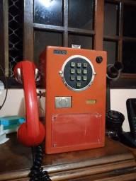 Telefone antigo ficha
