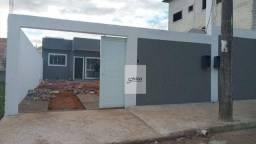 Casa com 2 dormitórios à venda, 74 m² por R$ 250.000,00 - Maria Turri - Rio das Ostras/RJ